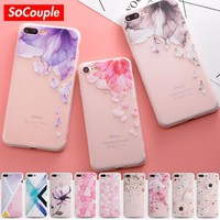Relief TPU Phone Cases For iPhone from Erika's Dollar Store