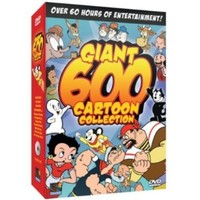 Giant 600 Cartoon Collection