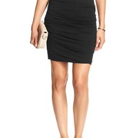 Banana Republic Womens Factory Ruched Mini Skirt