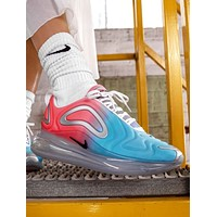 Nike Air Max 720 Couple's Streamline Mesh All-in-One Air Running Shoes