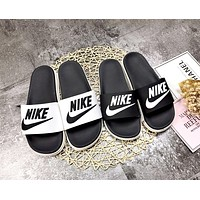 NIKE tide brand men and women leisure home outdoor leisure beach sandals