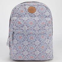 O'neill Sangria Backpack White/Blue One Size For Women 23799517201