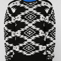 The Narrows Diamond Sweater - Urban Outfitters