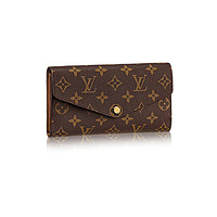 Louis Vuitton Monogram Canvas Sarah Wallet Article: M60531