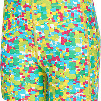 """Reebok Girls' 3"""" Printed Compression Shorts - Dick's Sporting Goods"""