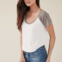 Me To We Round About Short Sleeve Raglan T-Shirt at PacSun.com