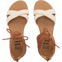 Billabong Wild Wavez Sandal | Natural