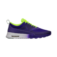 Nike Air Max Thea Woven Women's Shoes - Electric Purple