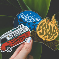 Adventure Sticker Set # 2