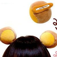 EXO Bear Ear Hair Clip