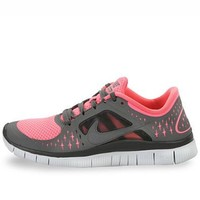 Amazon.com: NIKE Free Run+ 3 Ladies Running Shoes: Shoes