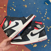 Air Jordan 1 NRG not for resale AJ1 Running Sports shoes sneaker