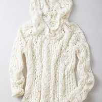 Creeping Lace Hoodie - Anthropologie.com