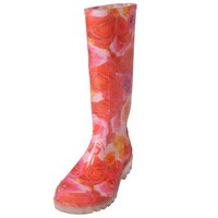 Journee Collection Womens Rain Boots