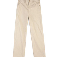 Class Club 8-20 Modern Fit Flat-Front Pants