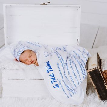 The Little Prince Storybook Baby Blanket