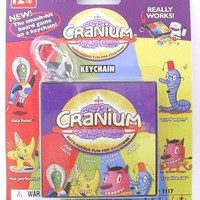 Cranium, the Smash-Hit Board game on a Keychain