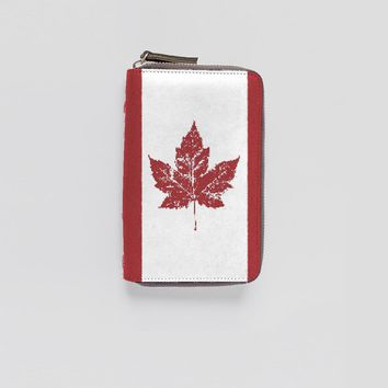 Cool Canada Flag Wallet