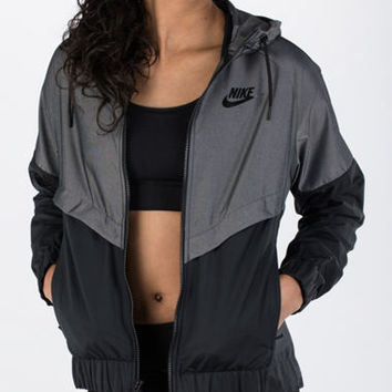 Women's Nike Sportswear Ripstop Windrunner Jacket | Finish Line