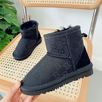 UGG + GUCCI  Children's snow boots
