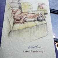 priceless ( a best friend's song ) dog love