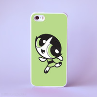 Powerpuff Girls Buttercup Case iPhone 5s 6s Plus Cases, Samsung Case, iPod case, HTC case, Xperia case, LG case, Nexus case, iPad case