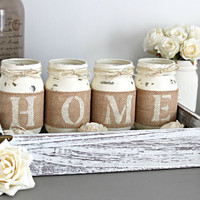 Rustic Farmhouse Home Decor - Housewarming Gift For New Homeowners