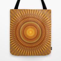 Sunny Boy Tote Bag by Lyle Hatch