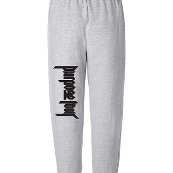 "Purpose Tour Sweatpants - Justin Bieber Sweatpants Clothing Concert, Gift Present - Justin Bieber ""Purpose Tour"" Sweatpants, Youth or Unisex"