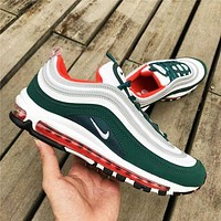 Air Max 97  Nike  Fashion New Hook Running Leisure Sports Shoes
