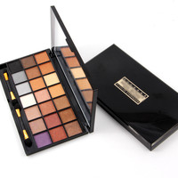 2016 New Arrival Professional 21 color Eyeshadow Palette