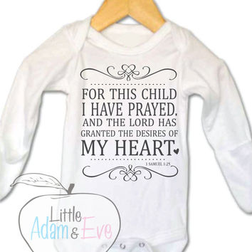 For this Child I have prayed Print, For this Child I have prayed Print, For this Child we have prayed, For this Child we have prayed Print