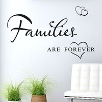 love wall stickers bedroom wall stickers home decor living room for kids bedrooms adesivo de parede