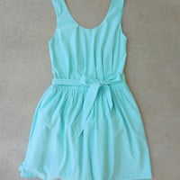 Tidewater Party Dress