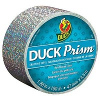 Duck Brand Prism Crafting Tape: 1.88 in. x 15 ft.(Lots of Dots)