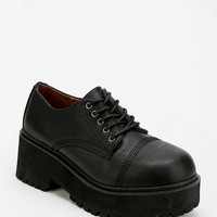Sixtyseven Delano Lace-Up Platform Oxford