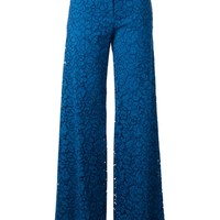 Joseph 'Albert' wide leg lace trousers
