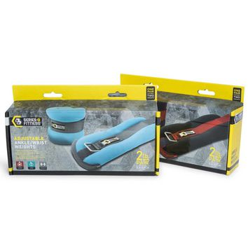 series-8 fitness™ wrist/ankle weights 2lb | Five Below