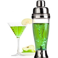 Stainless Steel Cocktail Shaker Creative  Bar Tools Sets in Retail Package