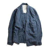 Indie Designs Visvim Style Linen Cotton Jacket