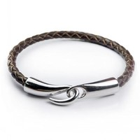 Gift New Arrival Hot Sale Stylish Awesome Shiny Great Deal Leather Men Accessory Bracelet [6526723651]