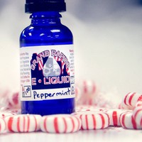 """Peppermint"" Premium Vape Juice"