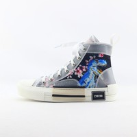 Christian Dior B23 High-Top Dior Sorayama Sneakers - Best Deal Online