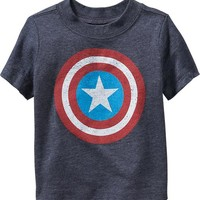 Marvel™ Captain America Graphic Tee for Toddler   Old Navy