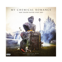 My Chemical Romance - May Death Never Stop You Vinyl LP/DVD Hot Topic Exclusive