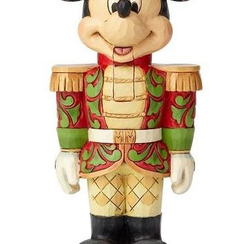 Jim Shore Disney Traditions Mickey Mouse Nutcracker - 6000946