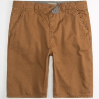 Charles And A Half Lincoln Mens Shorts Tobacco  In Sizes