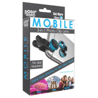PoserSnap 3in1 Clip Photo Lens