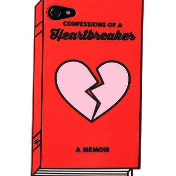 Heartbreaker Confessions 3D iPhone Case