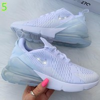 NIKE AIR MAX 270 Breathable running shoes-4